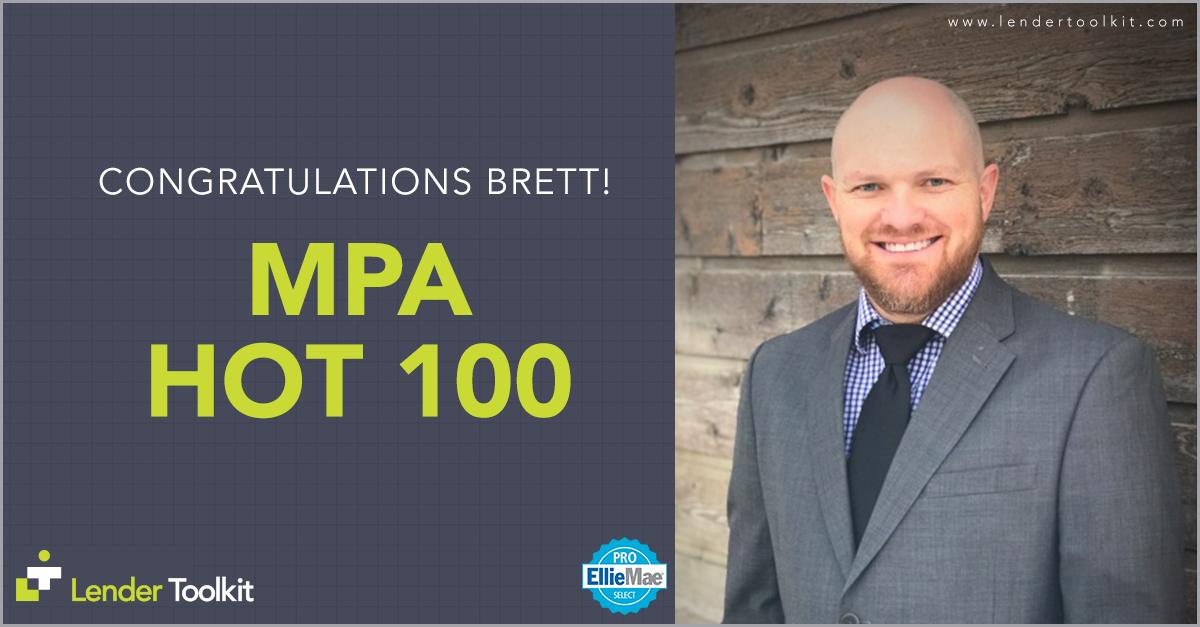 Brett Brumley - MPA 100