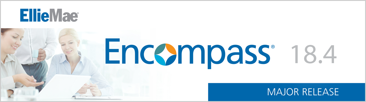 Encompass 18.4