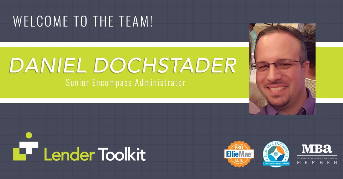 LTK Welcomes Dan Dochstader!