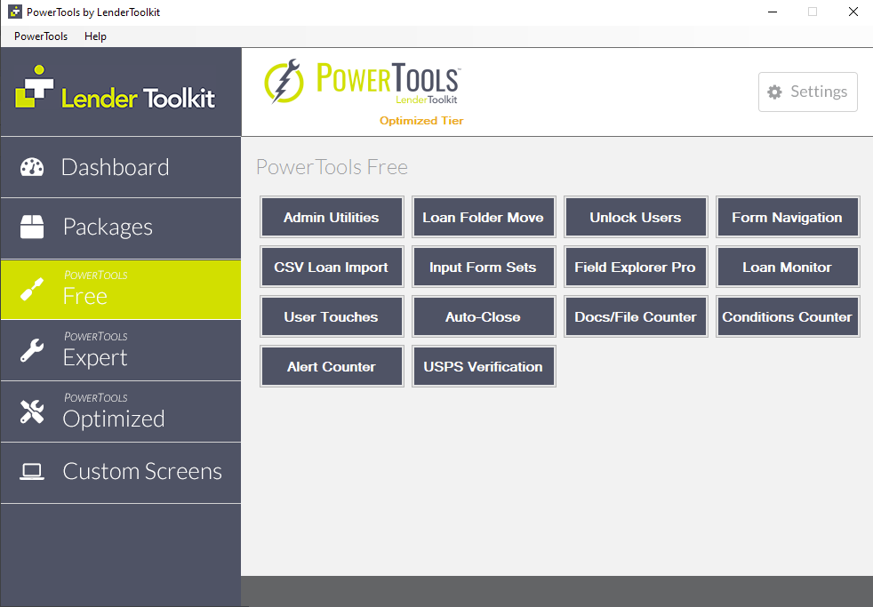 PowerTools by LenderToolkit